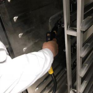 Micro Cleaner Dampf Reinigung Küche