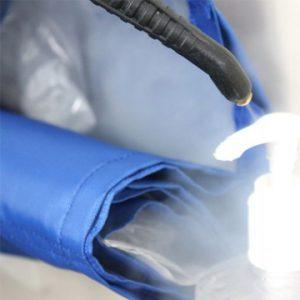 Reinigung Medizinische Geräte Micro Cleaner Trockendampf