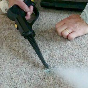 Teppich Reinigung Micro Cleaner Trockendampf