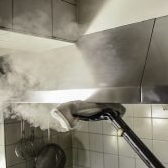 Aluminium Reinigung Micro Cleaner Trockendampf