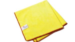 COPPER+ Microfasertuch Gelb