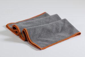 COPPER+ Mikrofasertuch grau 38 x 48 cm